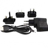 LG STA-U15WS USB Charger With Universal Adapter